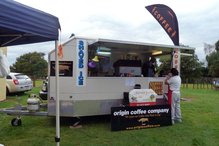 Origin Coffee Station