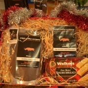 Shortbread Christmas gift pack